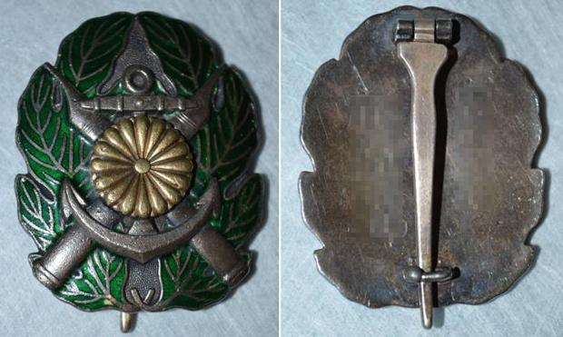 魚雷発射優等徽章