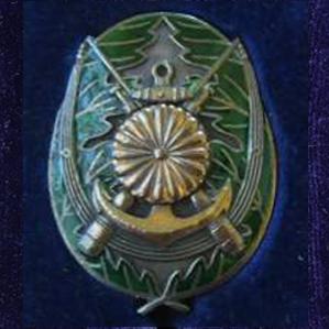 通信優等徽章
