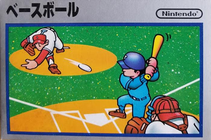 任天堂のベースボール